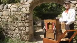 l'orgue de Barbarie à flûtes en vidéo