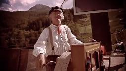 les deux orgues de Barbarie en vidéo à Serre-Chevalier